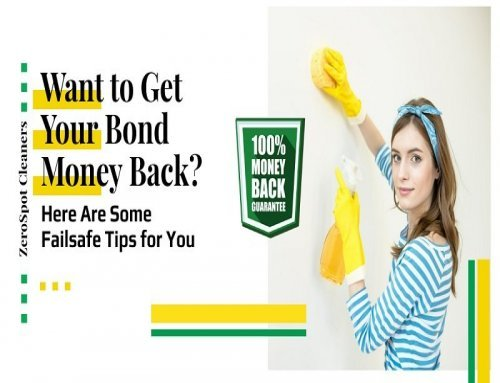Want to Get Your Bond Money Back? Here Are Some Failsafe Tips for You
